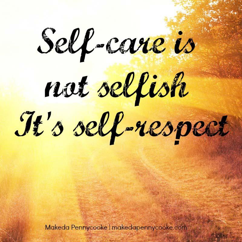 zelfzorg